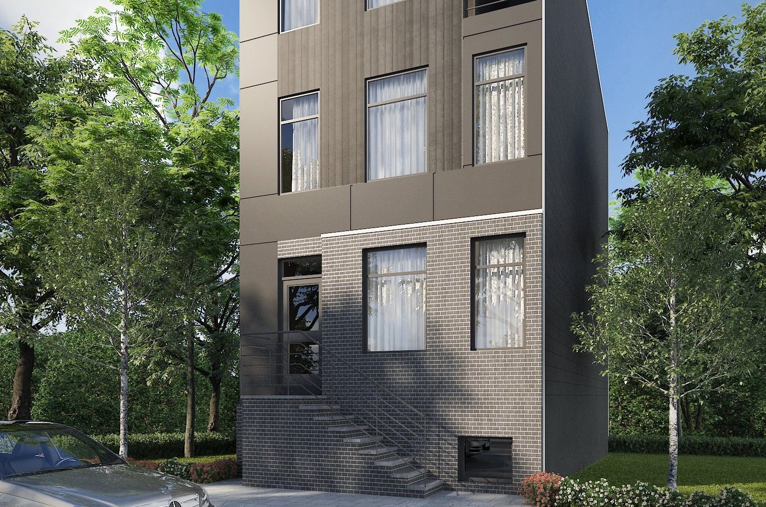 2133 W Master St | Sharswood | 3 Units