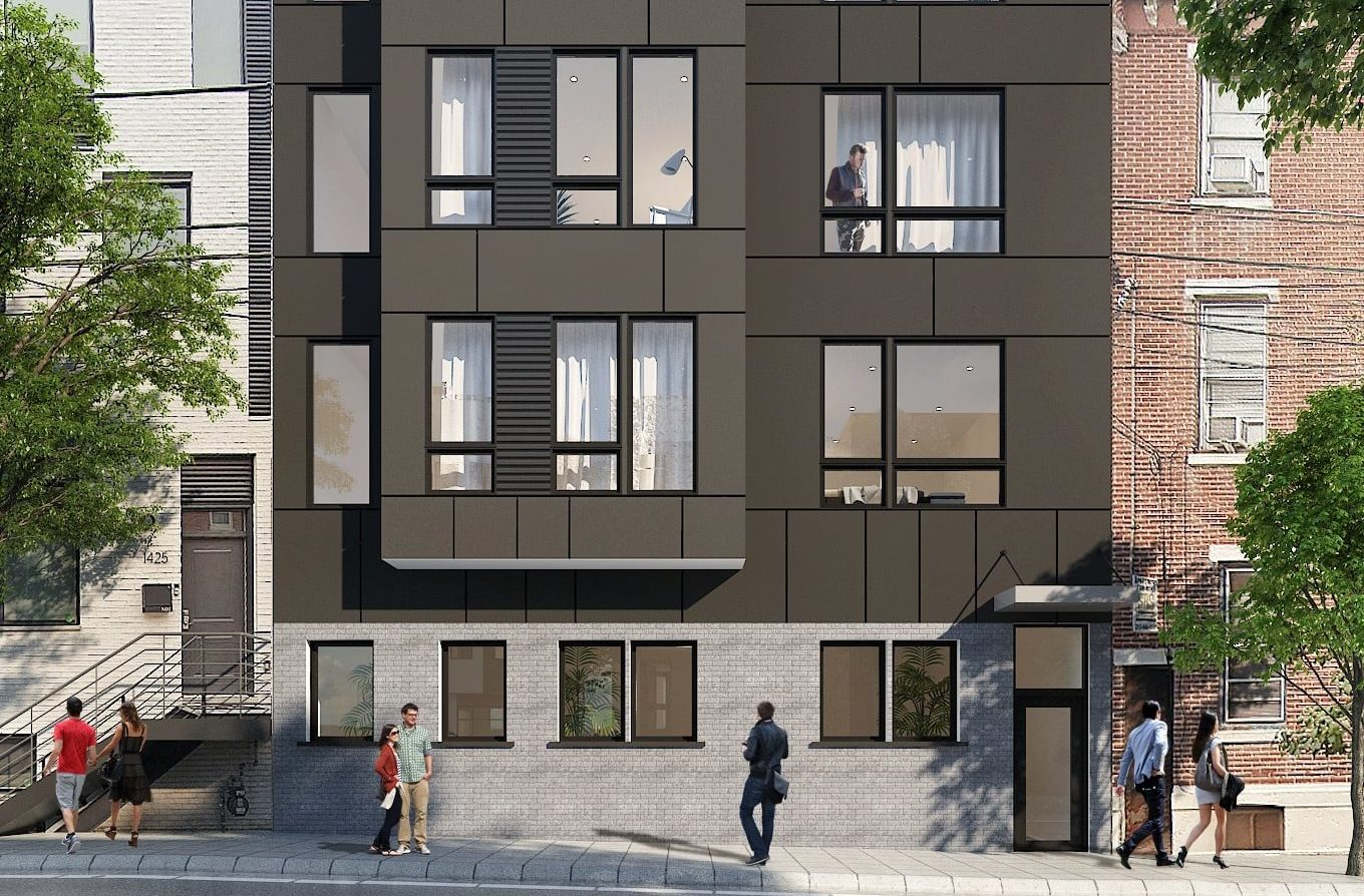 The Columbia | Fishtown | 17 Units